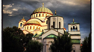 Cathedral of Saint Sava>