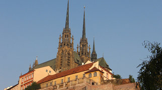Cathedral of St. Peter and Paul, Brno>