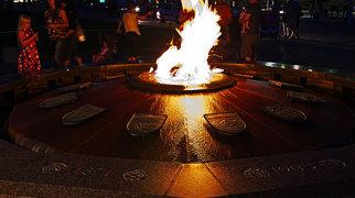 Centennial Flame>