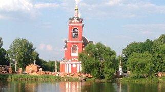 Церковь Бориса и Глеба (Куртниково)>