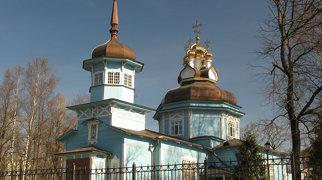 Церковь Димитрия Солунского в Коломягах>