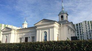 Церковь Святых Мучениц Веры, Надежды, Любови и Матери их Софии (Санкт-Петербург)>