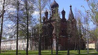 Церковь мученика Иулиана Тарсийского (Пушкин)>