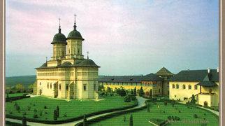 Cetățuia Monastery>