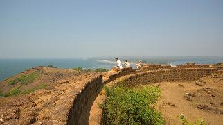 Chapora Fort>