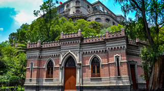 Chapultepec Castle>