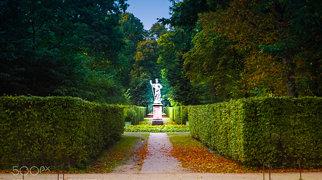 Charlottenburg Palace Garden>