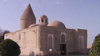 Chashma-Ayub Mausoleum>