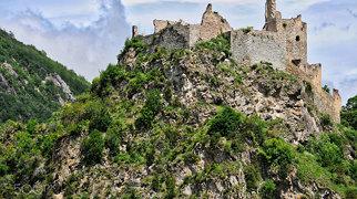 Château d'Usson>