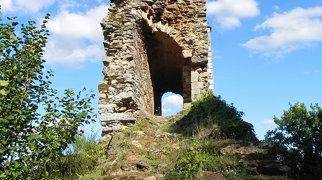 Château de Châlucet>