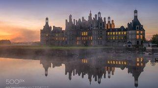 Slottet i Chambord>