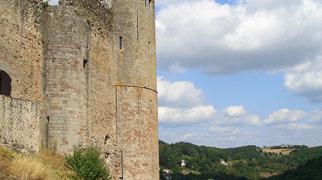 Burg Najac>