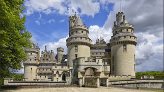 Castelul Pierrefonds>
