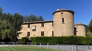 Château des Ducs de Joyeuse>
