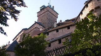 Castillo de Haut-Koenigsbourg>