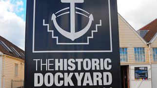 Chatham Historic Dockyard>