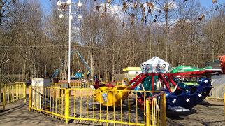 Chelyuskinites Park>