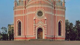 Чесменская церковь>