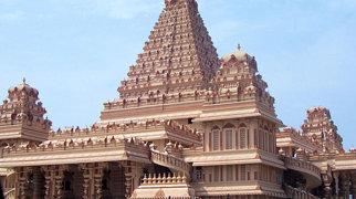 Chhatarpur Temple>