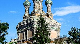 Chiesa Russa Ortodossa della Natività>