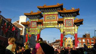 Chinatown, Liverpool>