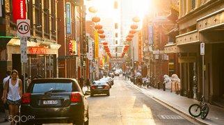 Chinatown, Melbourne>