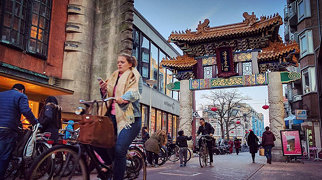 Chinatown, The Hague>