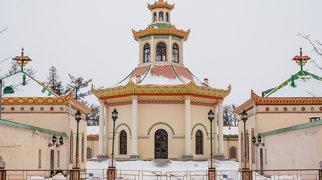 Chinese Village (Tsarskoe Selo)>
