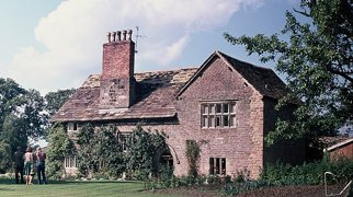 Chorley Old Hall>