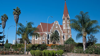 Christ Church, Windhoek>