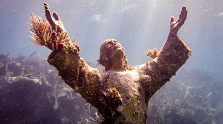 Christ of the Abyss>