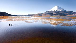 Chungará Lake>