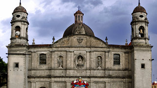 Church of La Soledad, Mexico City>