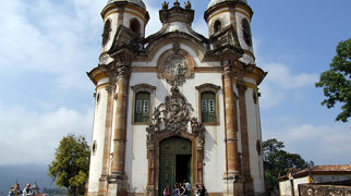 Church of Saint Francis of Assisi (Ouro Preto)>