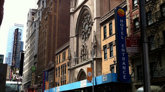 Church of Saint Mary the Virgin (Times Square, New York)>