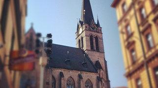 Church of Saint Procopius, Žižkov>