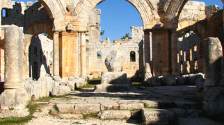 Church of Saint Simeon Stylites>