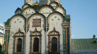 Church of St. Nicholas in Khamovniki>