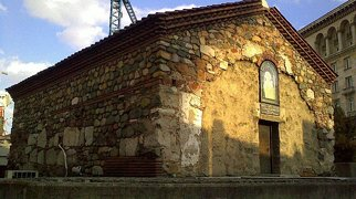 Church of St Petka of the Saddlers>