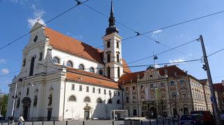 Church of St. Thomas (Brno)>