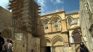 Church of the Holy Sepulchre>