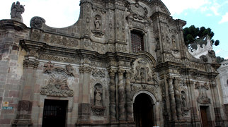 Church of the Society of Jesus (Quito, Ecuador)>