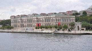 Çırağan Palace>