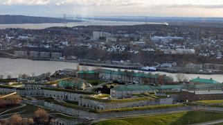 Citadelle of Quebec>