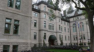 City Hall of Quebec City>