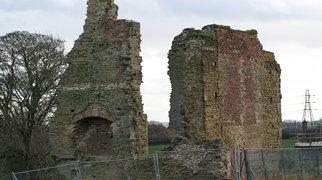 Codnor Castle>