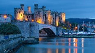 Castillo de Conwy>