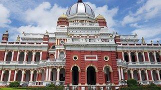 Cooch Behar Palace>