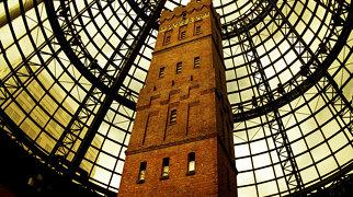 Coops (Melbourne Central) Shot Tower>
