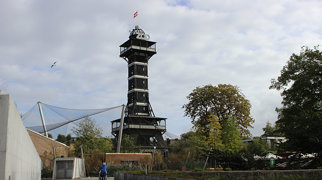 Copenhagen Zoo Tower>